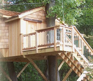 Designing Tree Houses Full Service   Design  Plan  Build a Tree    Designing Tree Houses   Full Service